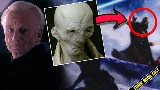 getlinkyoutube.com-Supreme Leader Snoke IS Darth Plagueis Theory Explained