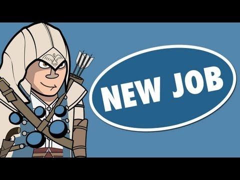 Assassin's Creed 4. New Job ((PS4/PS3/X360/WiiU/PC) [HD]
