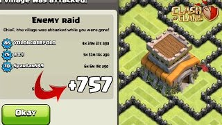 "getlinkyoutube.com-Clash Of Clans ""NEW UPDATE!"" TH8 War Base / CoC TH8 Trophy Base! (BEST Town Hall 8 Defense 2015)"