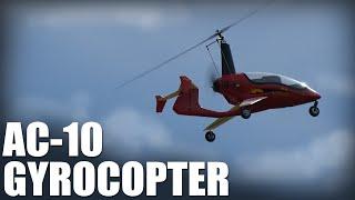 getlinkyoutube.com-Flite Test | AC-10 Gyrocopter