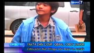 Spotlite - Fakta & Gosip Iqbal Coboy Junior