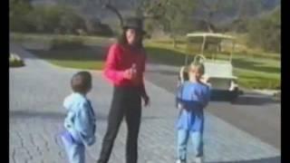 getlinkyoutube.com-Michael Jackson - Diversão em Neverland