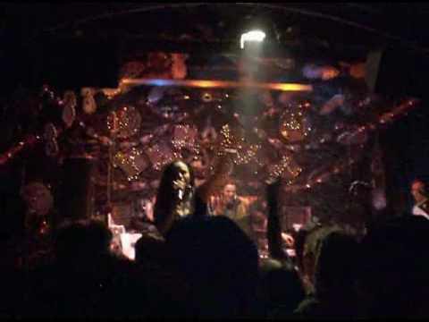 Sister Nancy live @ Cross club, Prague Pt.6