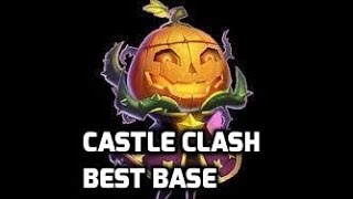 getlinkyoutube.com-Castle Clash How to Build The Best Base