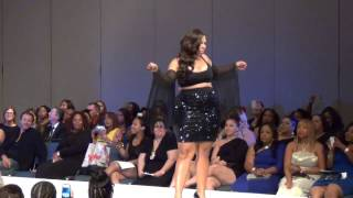 getlinkyoutube.com-Cult of Ca hits the runway in LA Fashion Week for Haute Curves 2012 Fashion Show