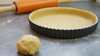 getlinkyoutube.com-Astuce cuisine : comment réussir sa pâte à tarte brisée maison en 5 minutes