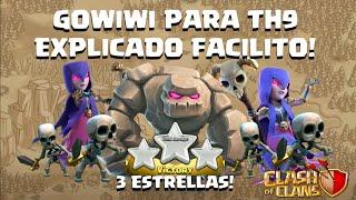 100% Con GoWiWi Ayuntamiento 9 vs Ayuntamiento 9 Guerra de Clanes
