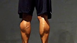 getlinkyoutube.com-Build STRONGER CALVES/Lower Leg Muscles - Workout Routine