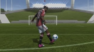getlinkyoutube.com-FIFA 13 All 50 Skills Tutorial | HD