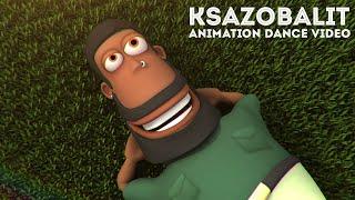 Cassper Nyovest - Ksazobalit (ANIMATION VIDEO) width=