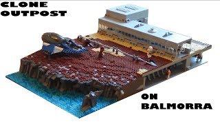 getlinkyoutube.com-LEGO Star Wars   Clone Outpost   Balmorrra   Epi 3