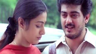 Priyuralu Pilichindi Movie || Ajith Love Proposing Scene || Ajith,Tabu