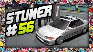 STuner - Episode 56 - Stanced 4 Door EG Civic