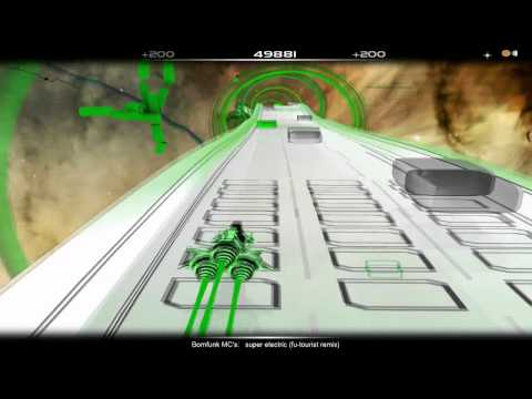 Bomfunk MC's - Super Electric (Fu-Tourist Remix) (Audiosurf)