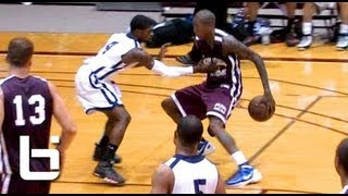 getlinkyoutube.com-Jamal Crawford Has The SICKEST Handles In The World! OFFICIAL Mixtape!