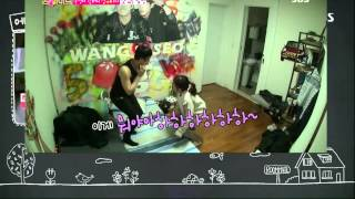 getlinkyoutube.com-[CC EngSub] Roommate 2 Ep 24 - JackJi miss Sunny &