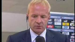Derby Lazio 4 roma 2: Tare Spalletti, lite in tv