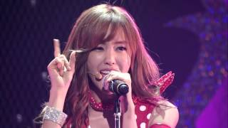 T-ara Japan Tour 2012 (LIVE IN BUDOKAN CONCERT)