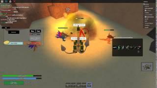 getlinkyoutube.com-Roblox Digimon Aurity reviewing Dracomon Green Line and Examon