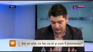 getlinkyoutube.com-Cum iti poti promova afacerea in mediul online - DIGI24 - Pelivan Doru