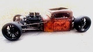 Rat Rod / rust appeal