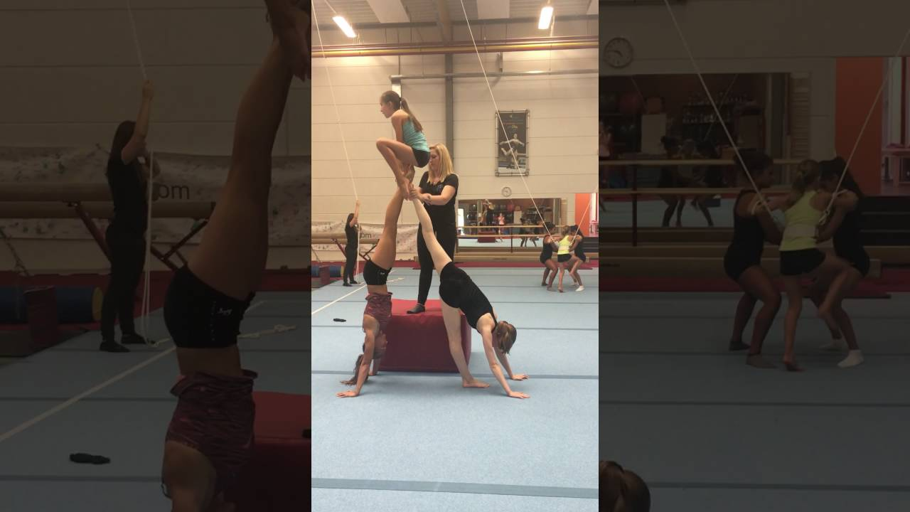 Acro training