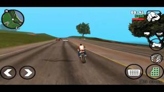 Gameplay GTA SA no Gran Prime 5.1.1