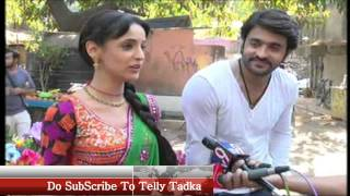 getlinkyoutube.com-Rudra Paro Talking About Market Visit : Rangrasiya On Location