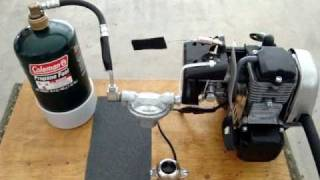 getlinkyoutube.com-Propane Engine Model