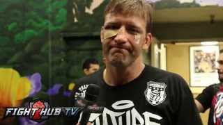 "getlinkyoutube.com-Stephan Bonnar ""Tito Ortiz is a sore winner. You got the nod, be happy!"""
