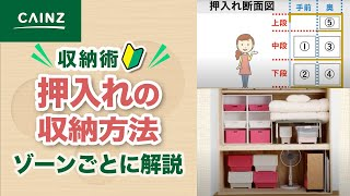 getlinkyoutube.com-【カインズHOWTO】 収納(日用品)