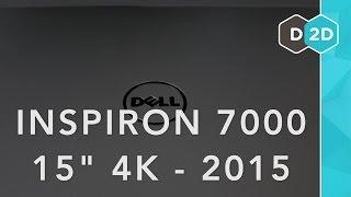"getlinkyoutube.com-2015 Dell Inspiron 7000 Review - 15"" - 4K Display"