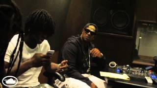 Master P & Chief Keef - Return of The Real (Studio Session)