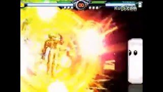 getlinkyoutube.com-Kof Mugen - Legend Gold Metal Orochi -.-!