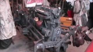 getlinkyoutube.com-Ferguson FE35 Restoration Update