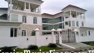 getlinkyoutube.com-Linda Ikeji blog Mansion - Linda Ikeji House and Cars Banana Island House Ikoyi