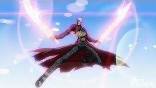 getlinkyoutube.com-Fate/stay night 「理想の果て」アーチャーVSバーサーカー バトルシーン