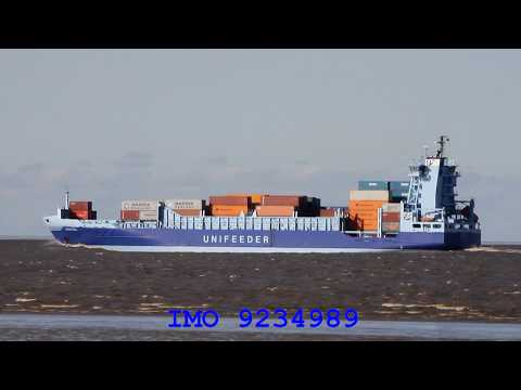 Click to view video AURORA - IMO 9234989 - Germany - Elbe - Otterndorf