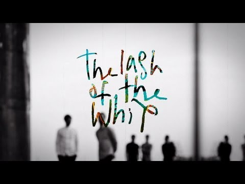 The Lash of the Whip – Lyric Video