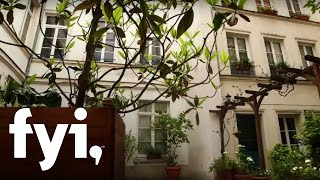 getlinkyoutube.com-Tiny House World: A Slice of Parisian Heaven | FYI