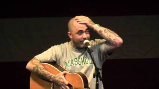 "getlinkyoutube.com-Aaron Lewis, ""A Little Something to Remind You"", New Song Staind"