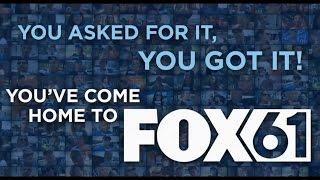 getlinkyoutube.com-WTIC-TV FOX CT Rebrands Back to FOX 61 - Announcement