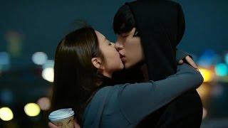 {안투라지: Entourage} An So Hee x Seo Kang Joon: French Kiss | 서강준 ♥ 안소희 키스 (full cut)