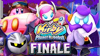 getlinkyoutube.com-Kirby Planet Robobot 3DS Part 6 FINALE: World 6 - Access Ark & FINAL BOSS