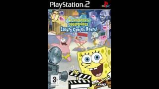 Spongebob: Lights, Camera, Pants! Music   Rock Bottom  Full Version 