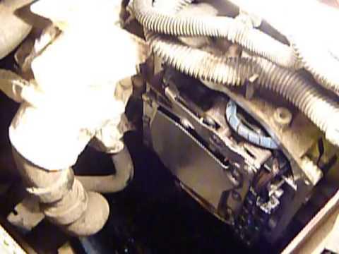 АКПП AL4 / DP0 Снятие блока клапанов (гидроблок)