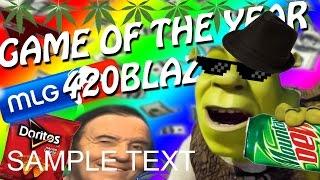 getlinkyoutube.com-GET SHREKT NUB! | Game Of The Year 420BlazeIt
