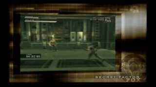 getlinkyoutube.com-MGS3 SECRET FACTOR 隠し要素