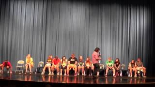 getlinkyoutube.com-Stage Hypnosis show for area high school in St. Louis