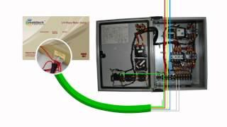 getlinkyoutube.com-Mobitech wireless solution-Cell phone motor starter-Model: MS1 Tamil Installation guide